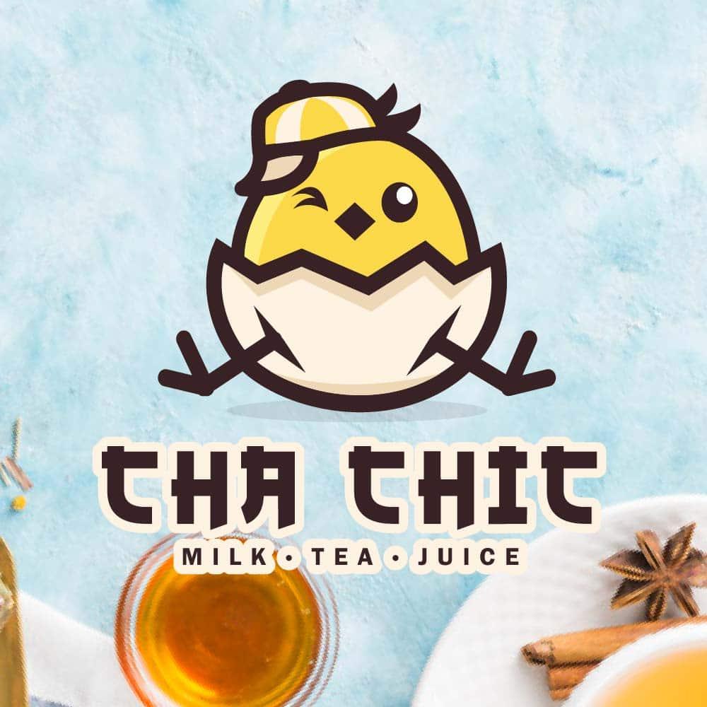 โลโก้ Cha Chit
