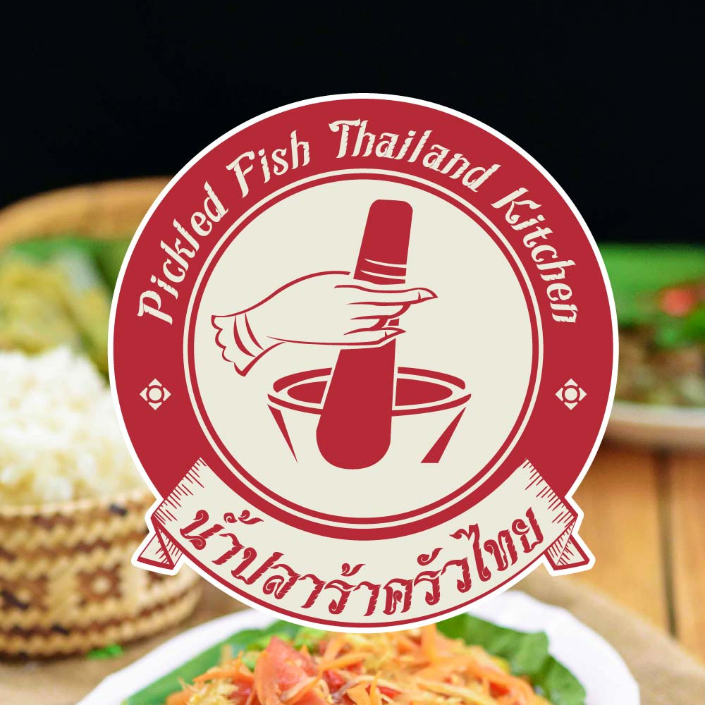 โลโก้น้ำปลาร้าครัวไทย