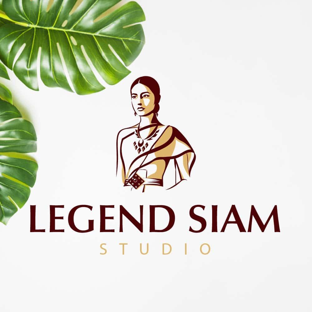 โลโก้ LEGEND SIAM STUDIO