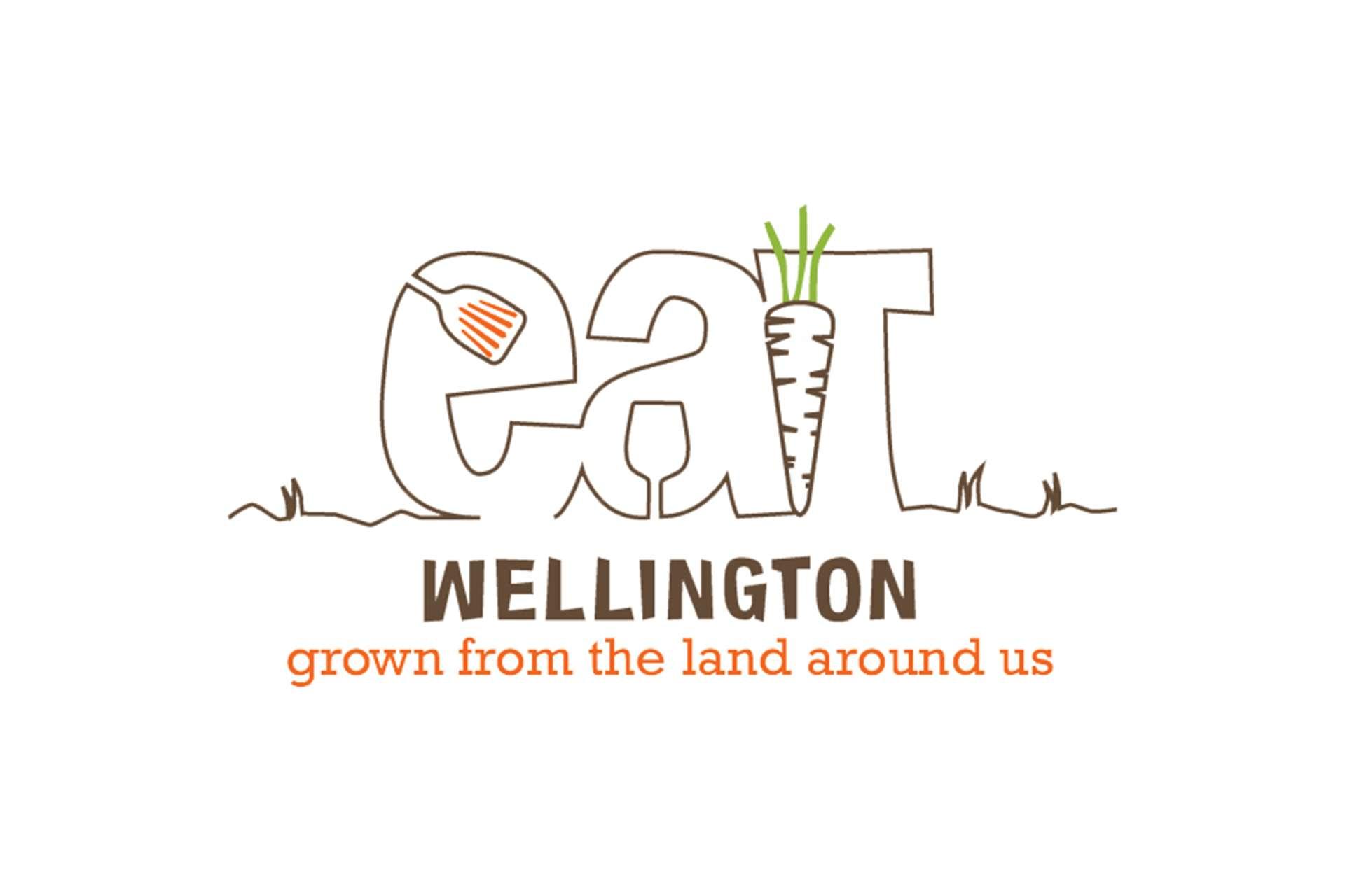 Eat Festivals Food Logo Design, Wellington, Somerset