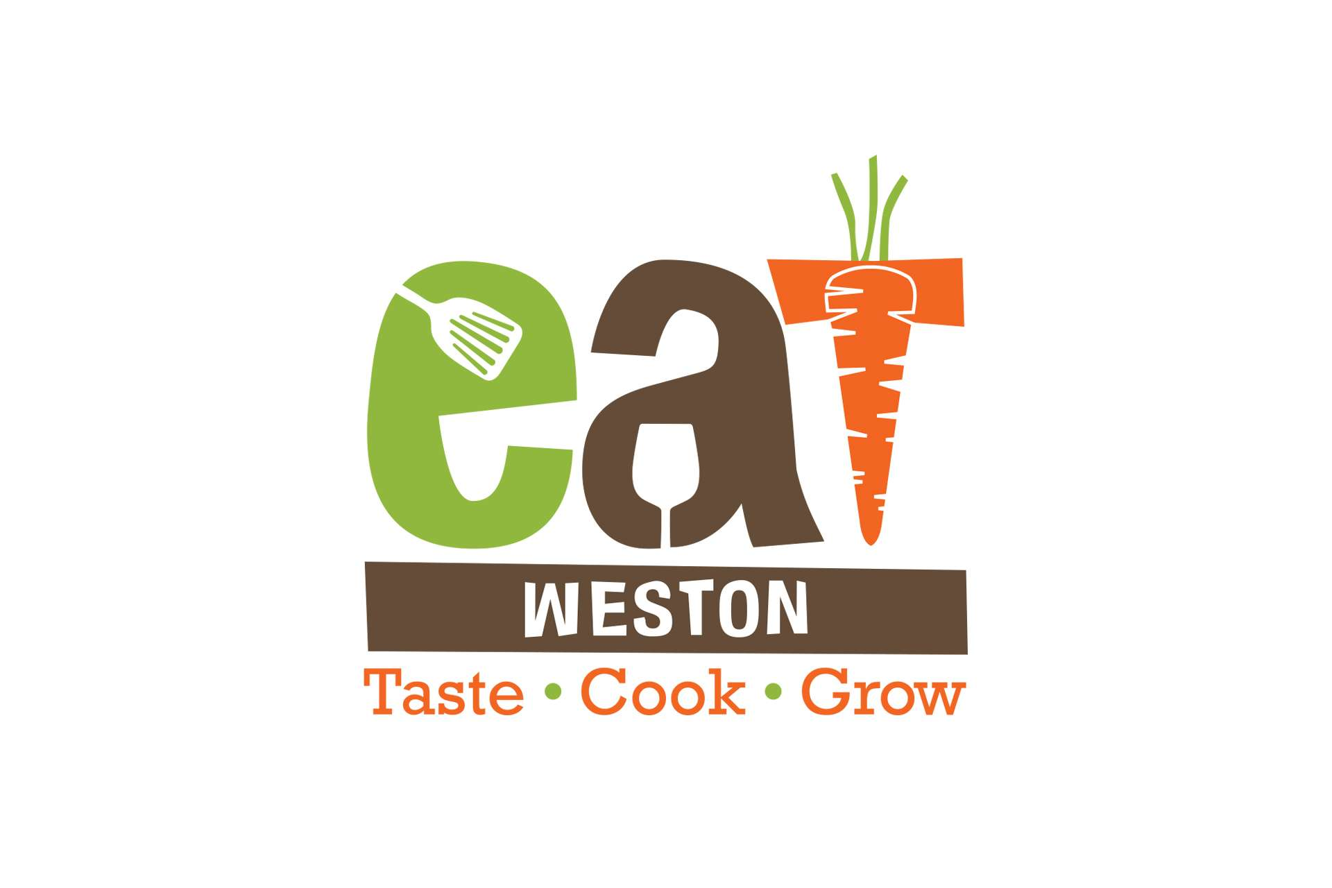 Eat Festivals Food Logo Design, Weston-super-Mare, Somerset