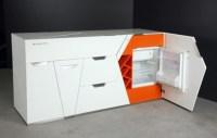 Ultra Modern Compact Kitchen By Boxetti
