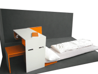 "Compact ""Room In A Box"" Furniture Set By Isis Design"