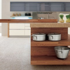 Kitchen Island Casters Outdoor Lighting Mare By Gd Cucine