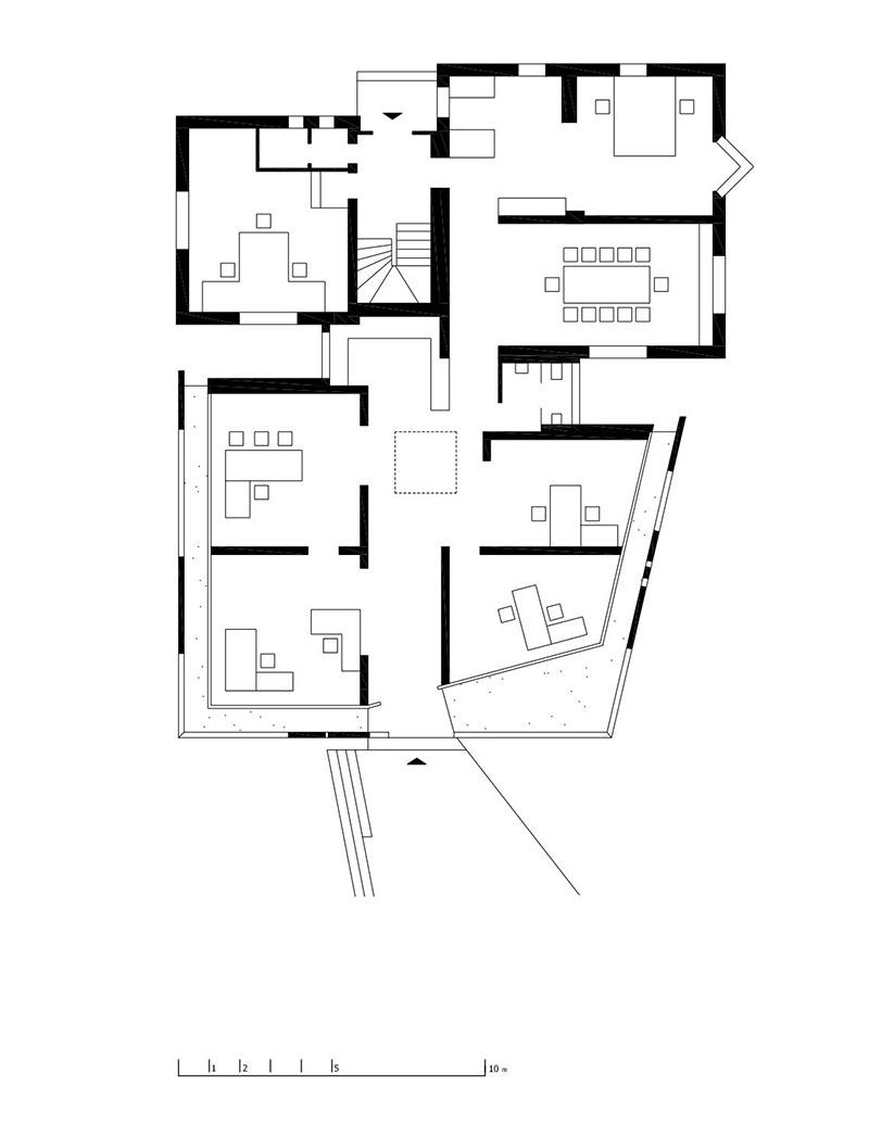 Bau Sallinger Office by Spado Architects