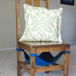 Cat Hammock Under Chair Traditional Accent Kitty Cradle By Greg Hora