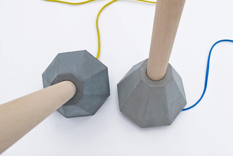 Tilta Floor Lamp by Scoope Design