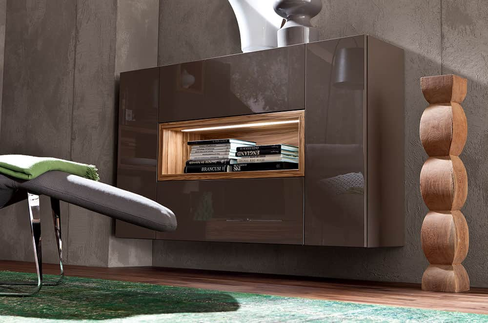 simple tv wall unit designs for living room western leather sets modern furniture series neo by huelsta