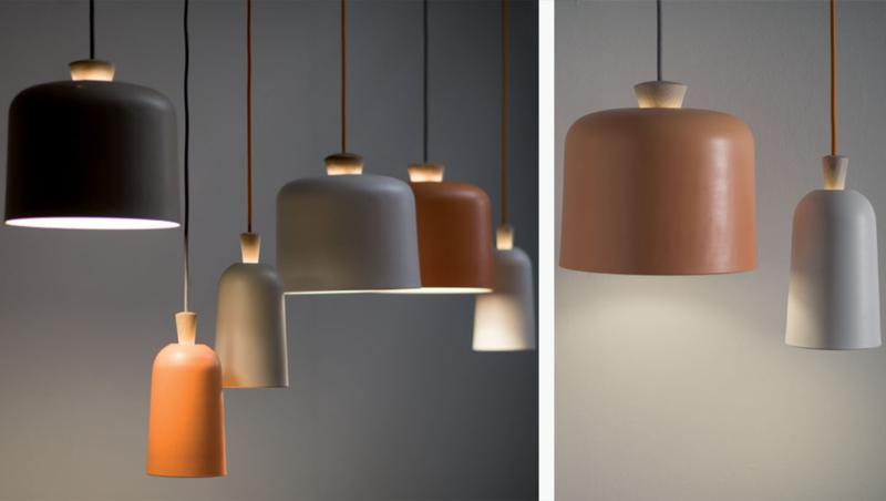 Fuse Porcelain Pendant Lamp By Note Design Studio For E Xt