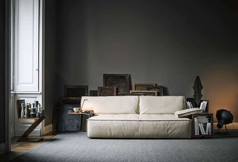 chaise in living room decorating tips for rooms myworld sofa by philippe starck cassina