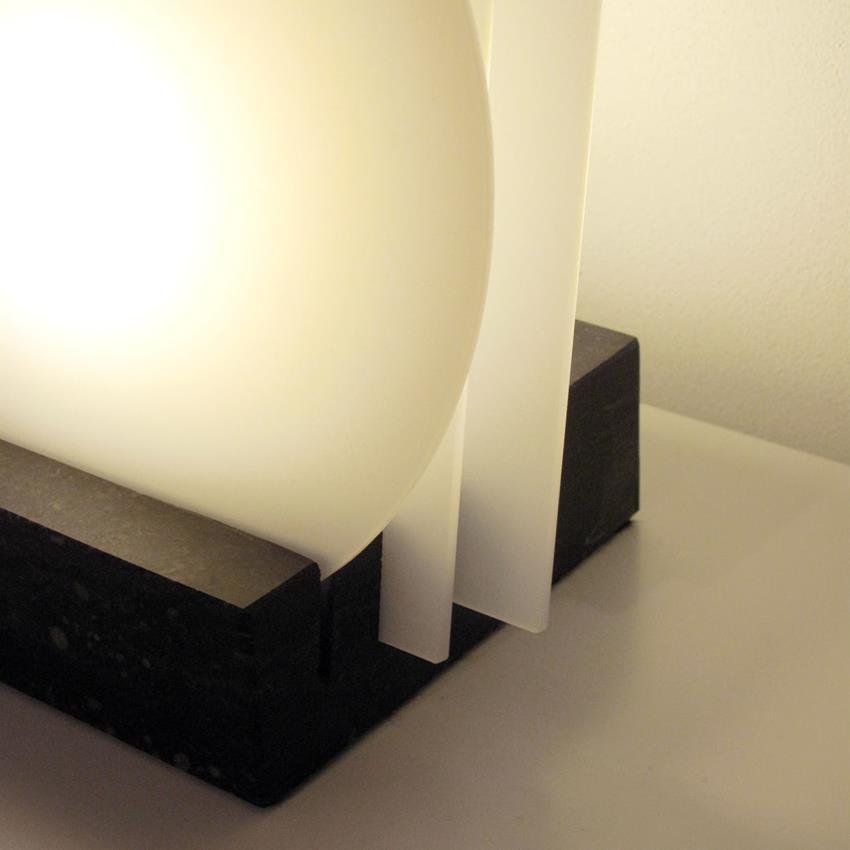 Screens Lamp By Marc Th Van Der Voorn