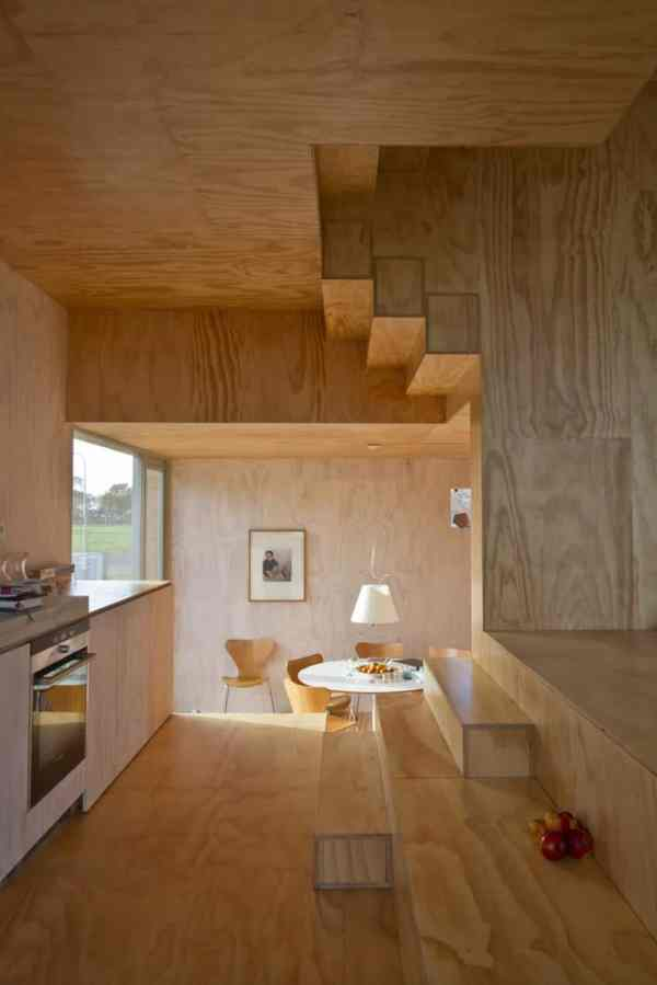 Stair House Onix