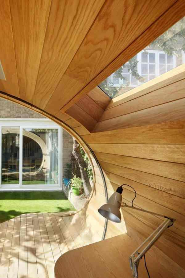 Shoffice Garden Pavilion Platform 5 Architects