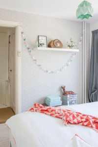 Cheerful and minimalist Dutch bedroom