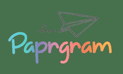 Paprgram logo