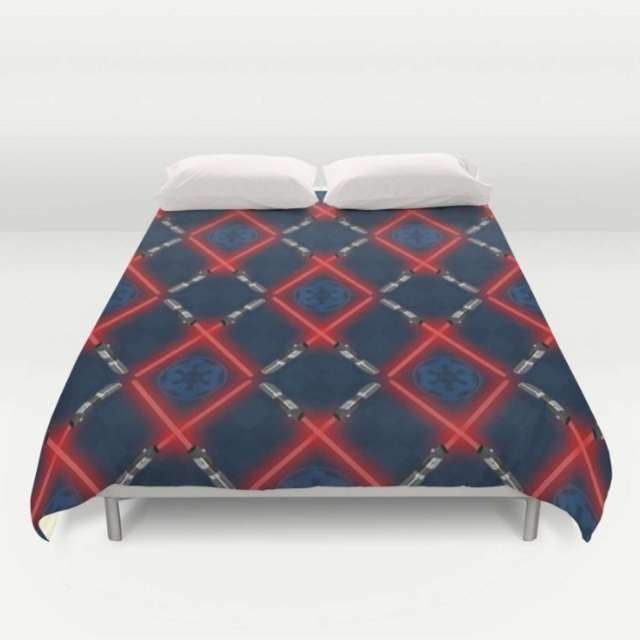Imperial Lattice Pattern | Duvet Cover | The Design Jedi