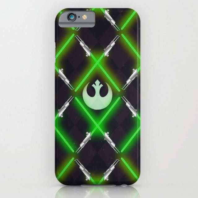 Jedi Lattice Pattern | Phone Case | The Design Jedi