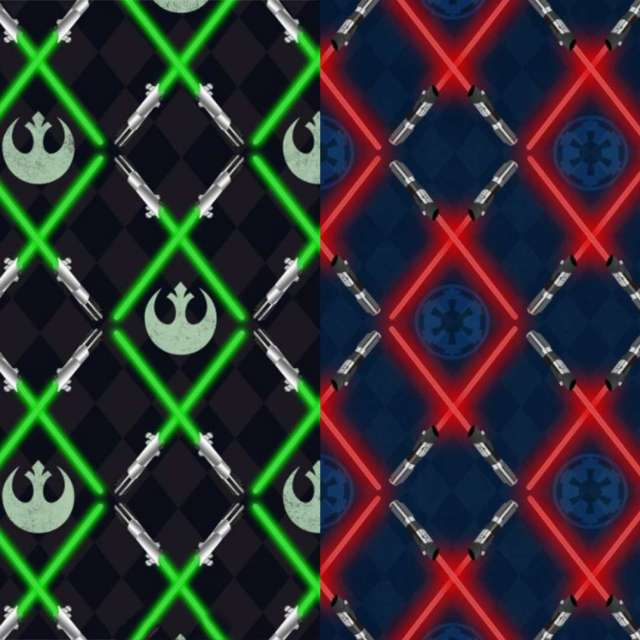 Star Wars Patterns | The Design Jedi