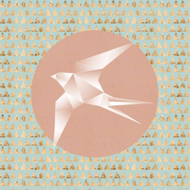 The Design Jedi - Origami Bird Design