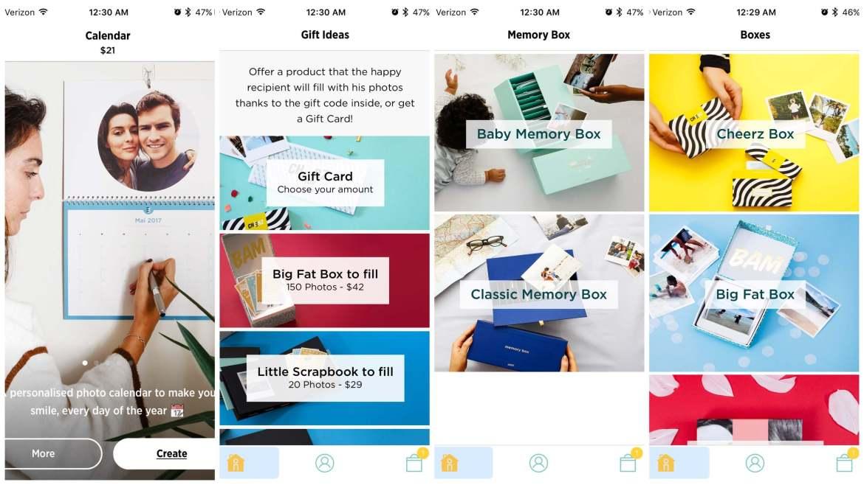 The Design Jedi   Honest App Review   Cheerz - Products Screenshot 2