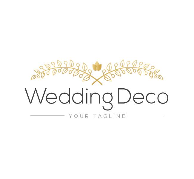 Wedding Deco Logo
