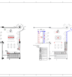this week i also did a demolition and building plan and furniture layout plan of a new project called cap research it is a laboratory situated in trianon  [ 1394 x 984 Pixel ]