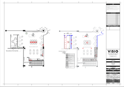 small resolution of this week i also did a demolition and building plan and furniture layout plan of a new project called cap research it is a laboratory situated in trianon