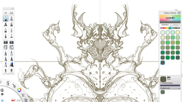 Spider-marble-c-theDesignSketchbook
