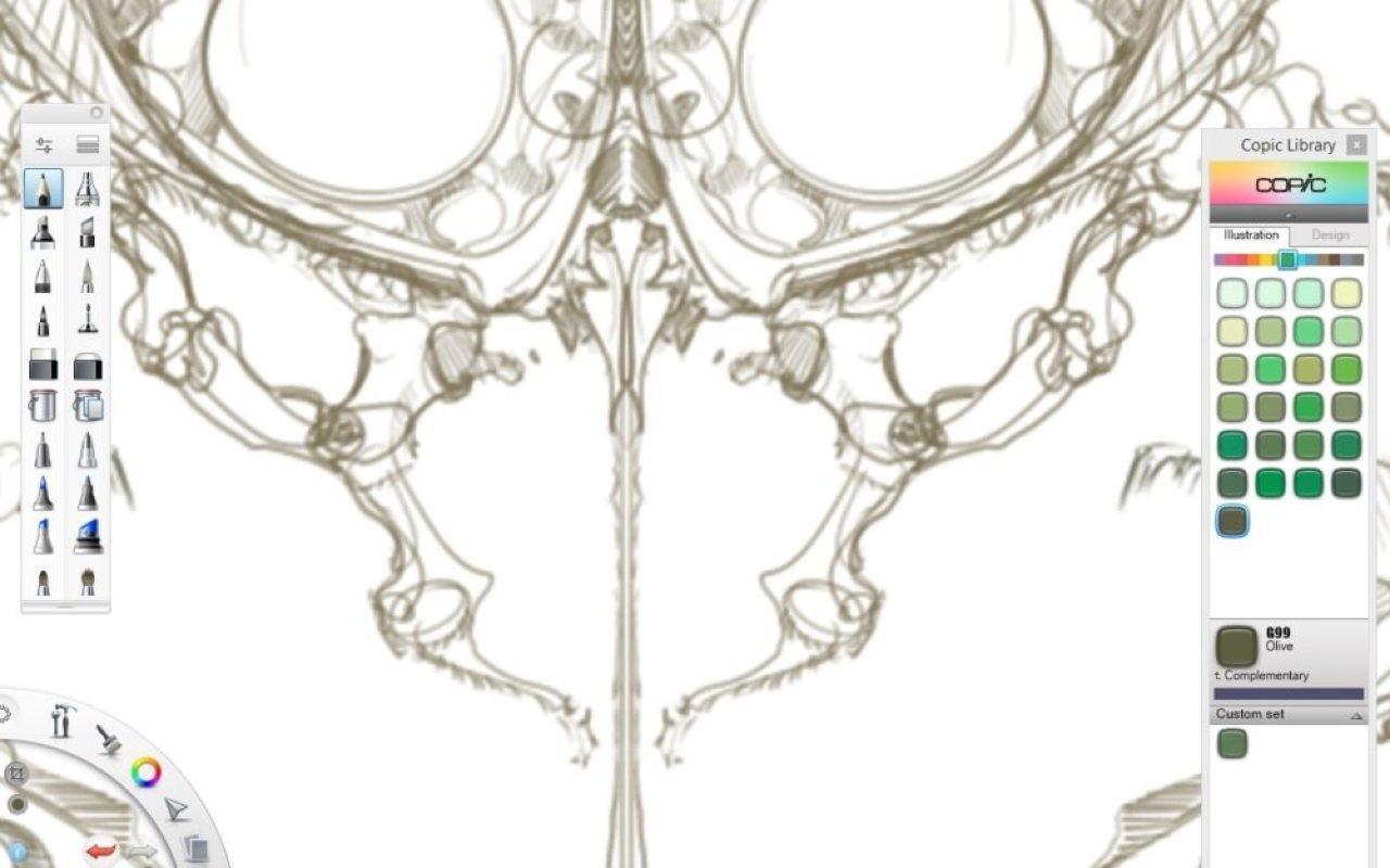 Spider-marble-d-theDesignSketchbook
