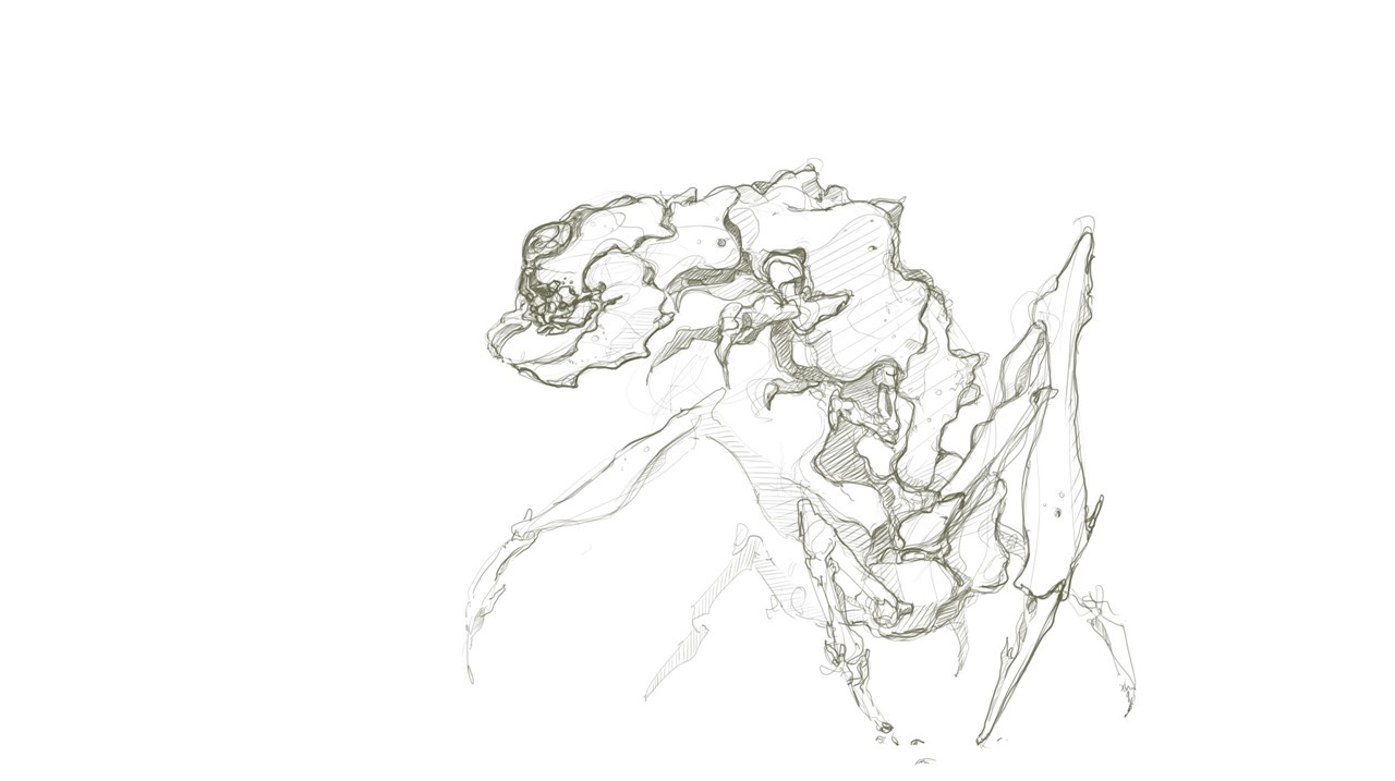 arachnid-creature-theDesignSketchboo[7]