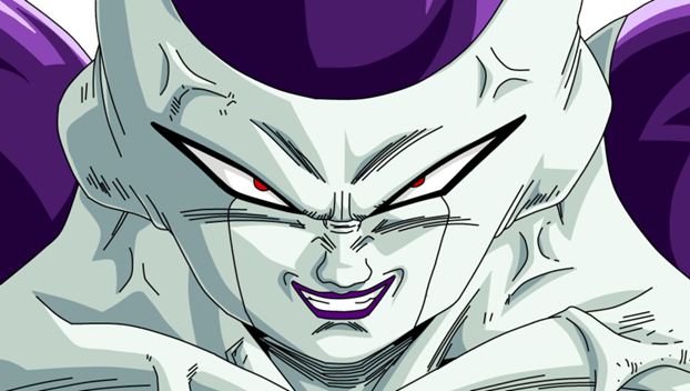 Frieza color