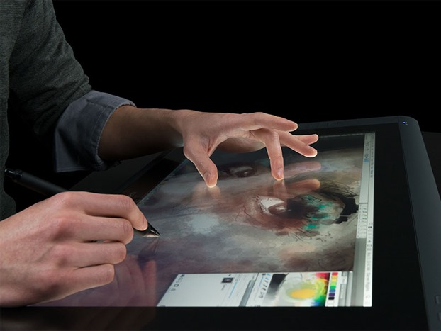 Wrong usage of the Wacom Cintiq