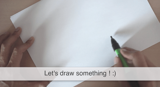 Lets draw something IMac Broad nib ID Sketching with Pantone Tria
