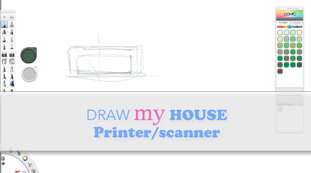 Draw my house-the design sketchbook Industrial design sketching - feat