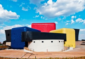 The Soweto Theatre by Lawrence Chibwe, Afritects Architects