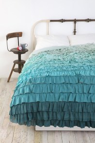 A Ombre Waterfall Ruffle Duvet Cover | http://www.urbanoutfitters.com/urban/catalog/productdetail.jsp?id=17851239&parentid=A_DEC_BEDDING