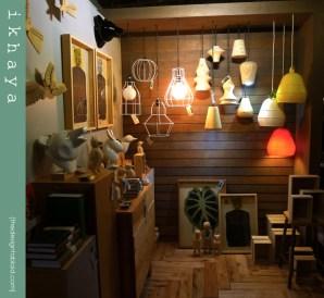 iKhaya's funky pendant lights | Photo: Laurita Smal