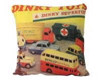 Retro Toys cushions via Weylandts | http://www.weylandts.co.za/product/dinky-toy-scatter