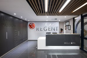 Regent Insurance Flagship Office - Front Reception