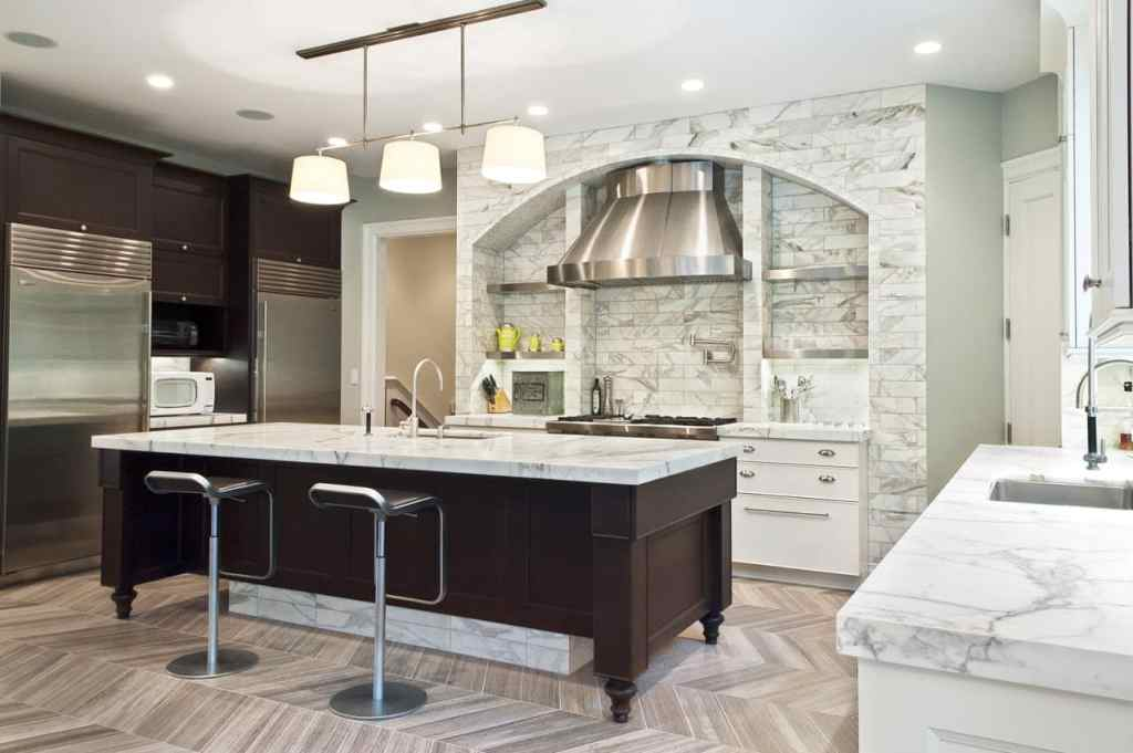 Kitchen Surface Style Ideas with Natural Stone - The Design Tourist