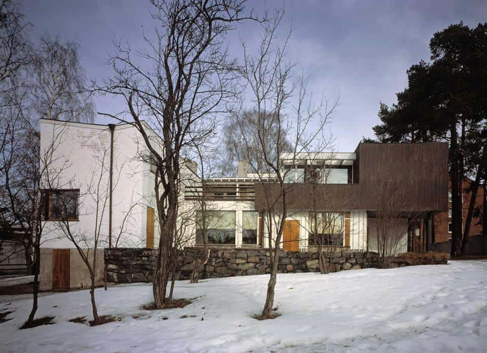 Finnish Architect and Designer Alvar Aalto's personal home in Helsinki is open for public tours. For more design travel destinations, subscribe to the channel at youtube.com/TheDesignTourist