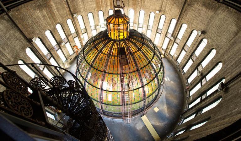 Queen Victoria Building Dome. Image: Sydney Open