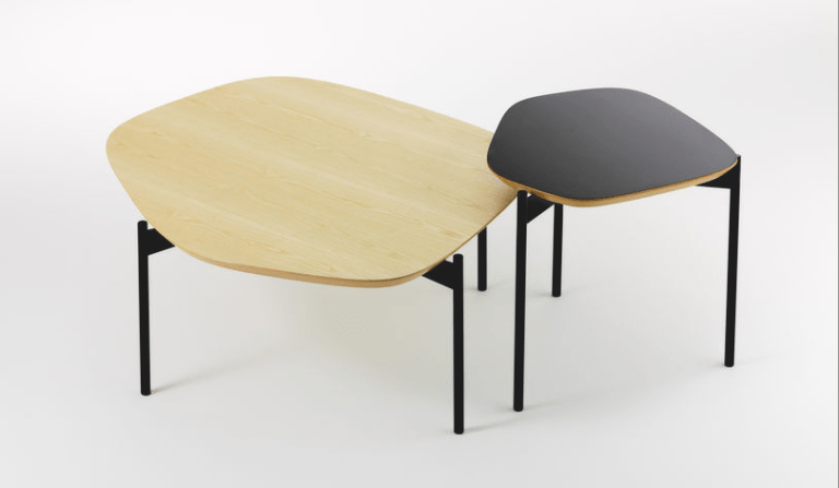 Cell table by Keith Melbourne for Stylecraft
