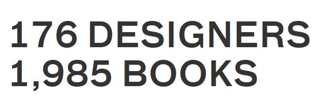 Go to Designers & Books
