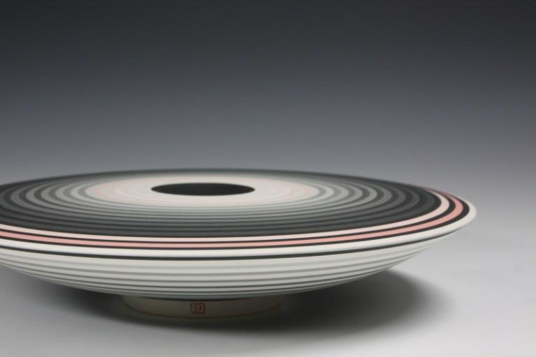 OPject Instability no.9, D: 30.8 cm × H: 6.7 cm, 2015, Jin Eui Kim