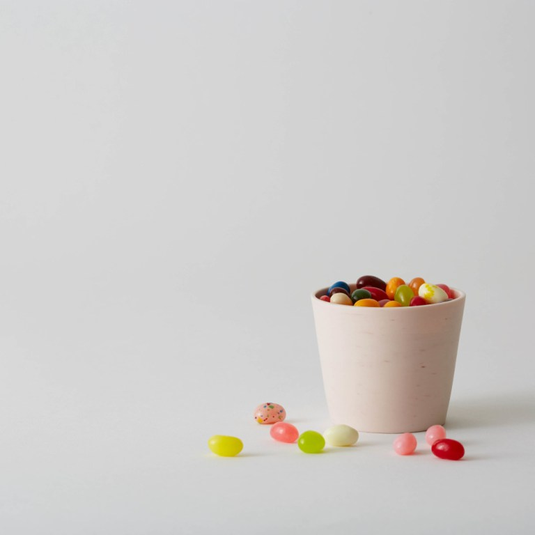 The pastel collection by Elliot Ceramics, Simple Shape. Photo: supplied.