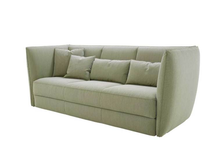 Softly sofa by Melbourne designer Nick Rennie for Ligne Roset. Photo: supplied