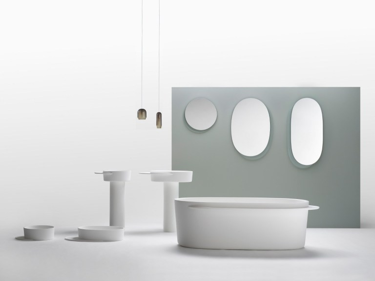 Plateau and Raso designed by Sebastian Herkner for ex.t. Image: supplied