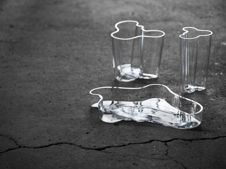 Alvar Aalto Vase for Iittala. Image: supplied