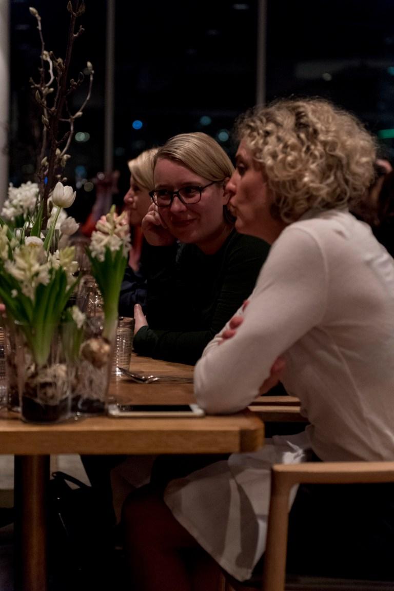 Listening mode, Iittala event, Sydney. Image: supplied